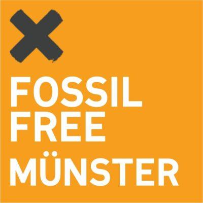 Logo fossil free