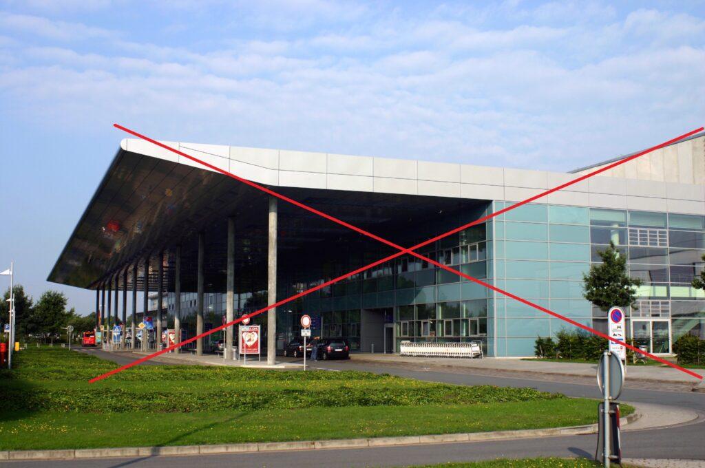 Flughafen FMO